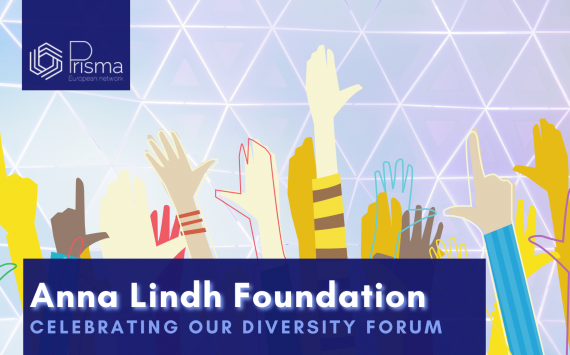 ANNA LINDH FOUNDATION: Celebrating Our Diversity forum
