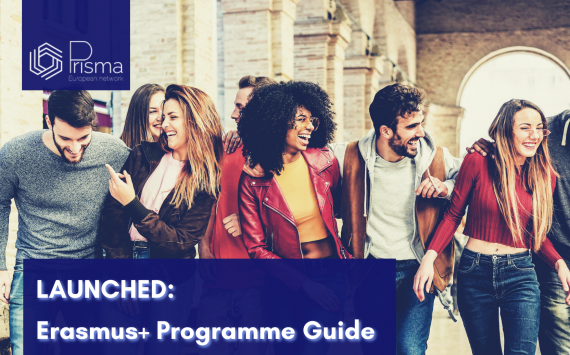 LAUNCHED: Erasmus+ Programme Guide
