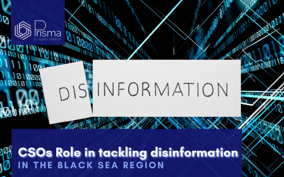 CSOs role in tackling disinformation in the Black Sea Region