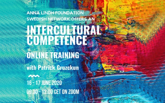 Anna Lindh Foundation Network in Sweden: INTERCULTURAL COMPETENCE TRAINING  JUNE 2020
