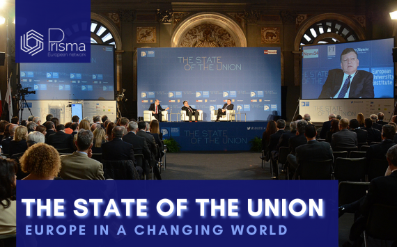 THE STATE OF THE UNION: Europe in a Changing World